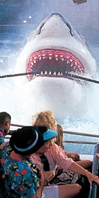 Universal Studios Florida JAWS Ride