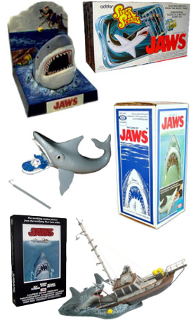 JAWS Toys