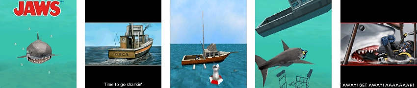 JAWS mobile game 2005