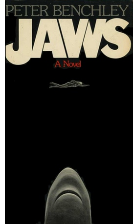 Original JAWS novel 1974